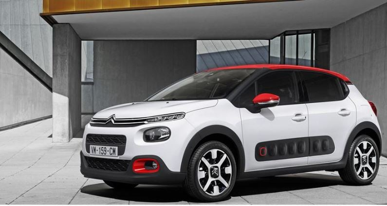 Citroën C3, pequeño e imponente