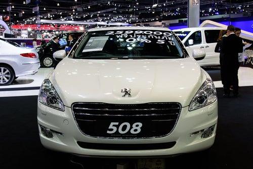Peugeot 508 4 puertas