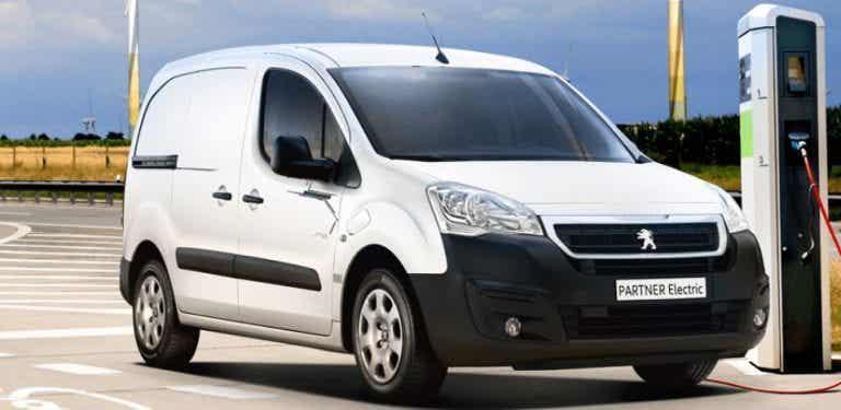 Peugeot Partner Electric, el futuro se abre camino