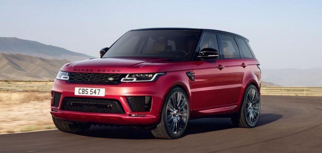 Range Rover Sport, orgullo inglés