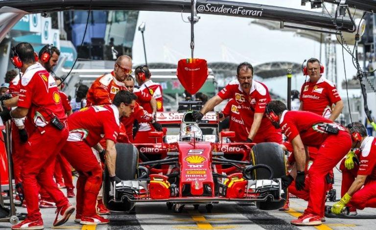 Scuderia Ferrari, historia viva de la Fórmula Uno