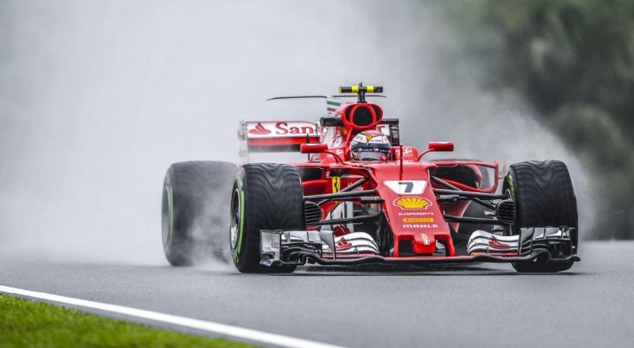 Sebastian Vettel Scuderia Ferrari F1