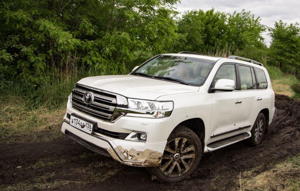 Toyota Land Cruiser: prestigio merecido