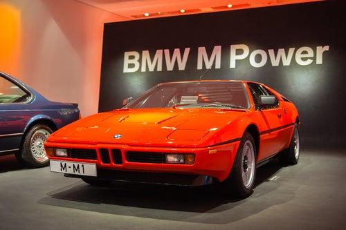 BMW M1, el deportivo bávaro más especial