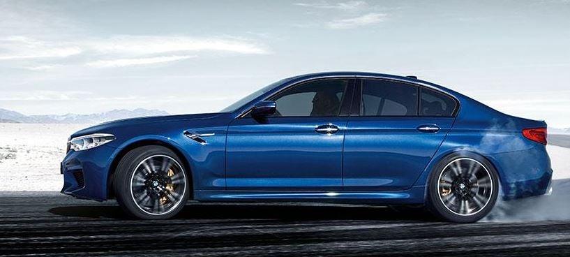 BMW M5 2018 nueva berlina deportivo
