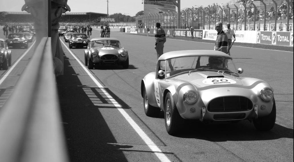 Las 24 horas de Le Mans clásica carrera