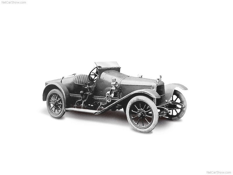 Coal Scuttle, el primer Aston Martin