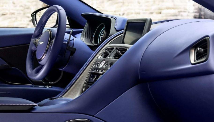 Aston Martin Db11 nuevo lujo diseño deportivo GT