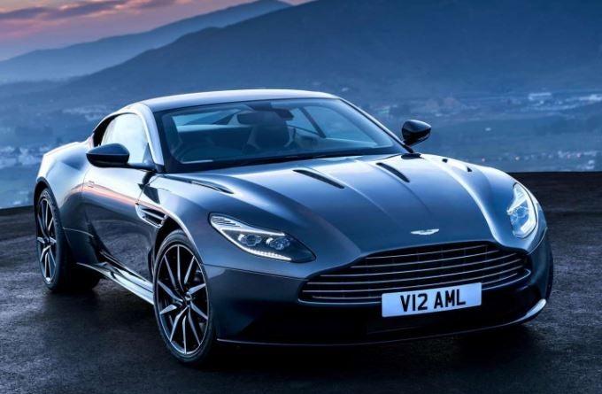Aston Martin DB11, líneas que marcarán una época