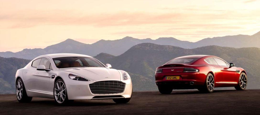 Aston Martin Rapide S, exclusividad al cuadrado