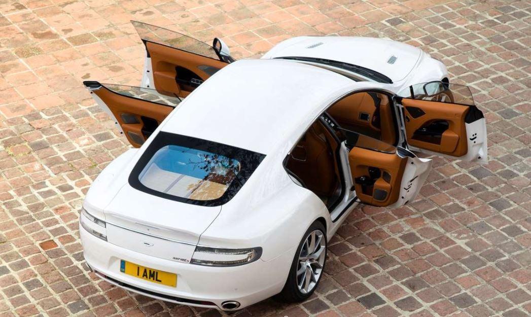Nuevo Aston Martin Rapide S superberlina lujo
