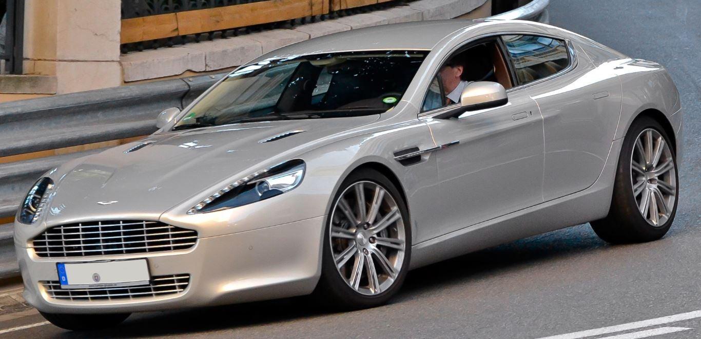Aston Martin Rapide historia marca