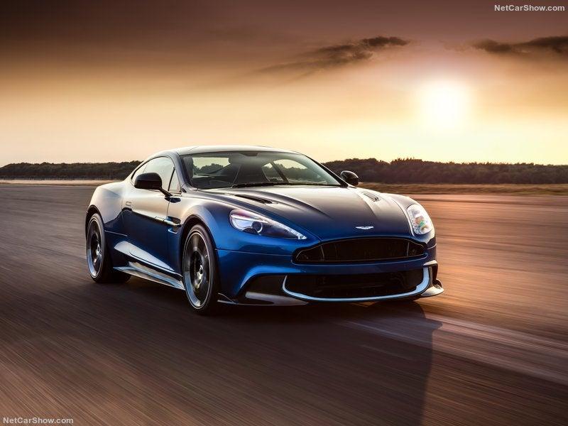 Aston Martin Vanquish S, deportividad inglesa