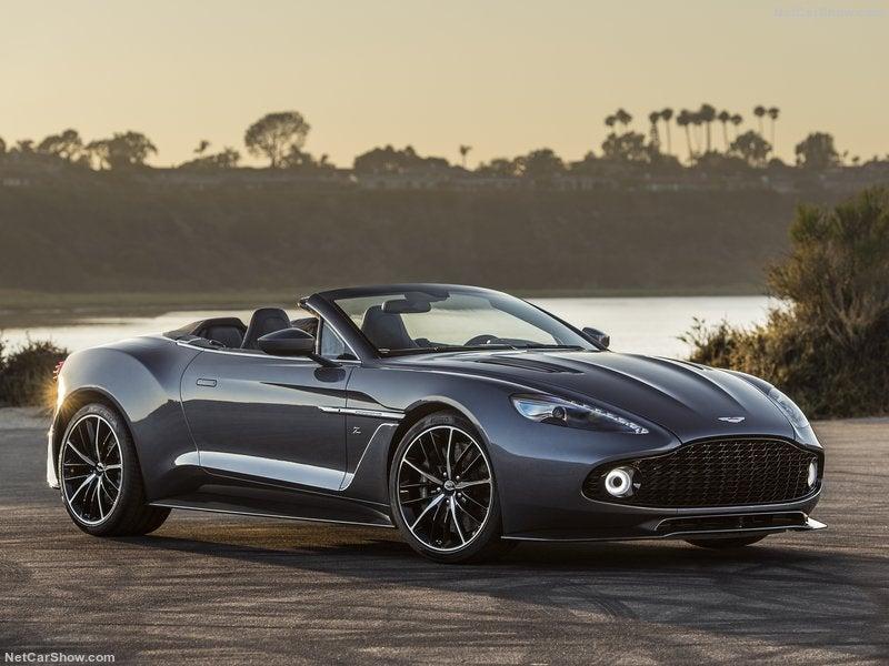 Aston Martin Vanquish Zagato, la guinda del pastel