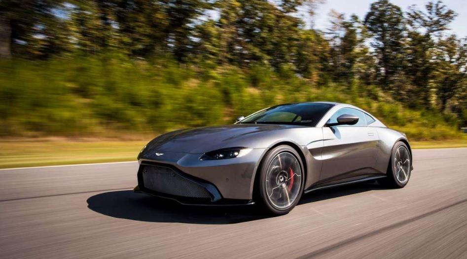 Aston Martin Vantage 2018, belleza elevada al máximo exponente