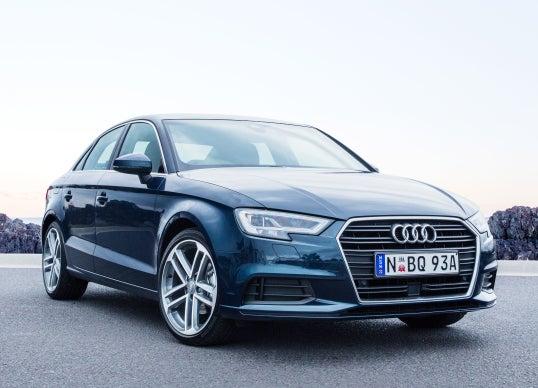 Audi A3, un compacto serio entrado en años
