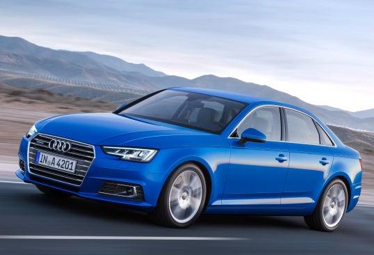 Audi A4, una berlina demasiado correcta