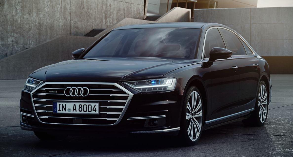 Audi A8 nuevo berlina lujo diseño tecnología