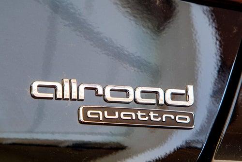 Audi: tracción Quattro