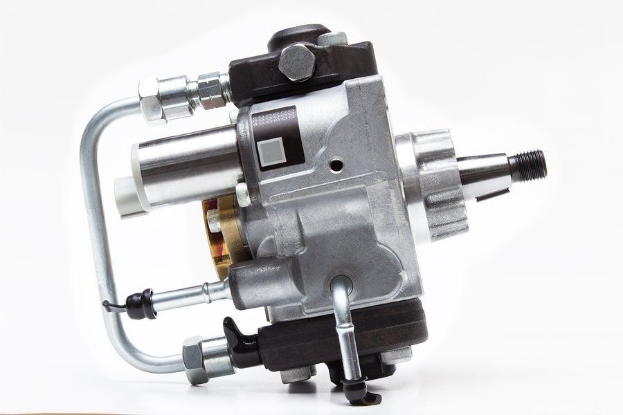 Motores de inyección diésel