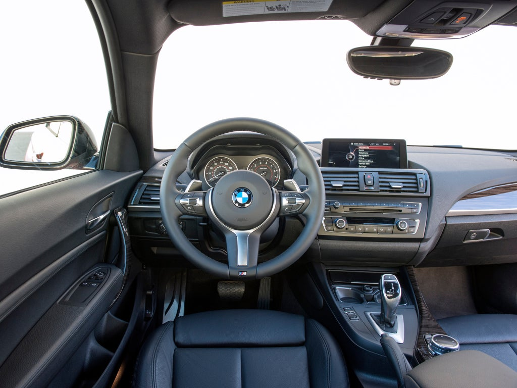 BMW Serie 2: interior