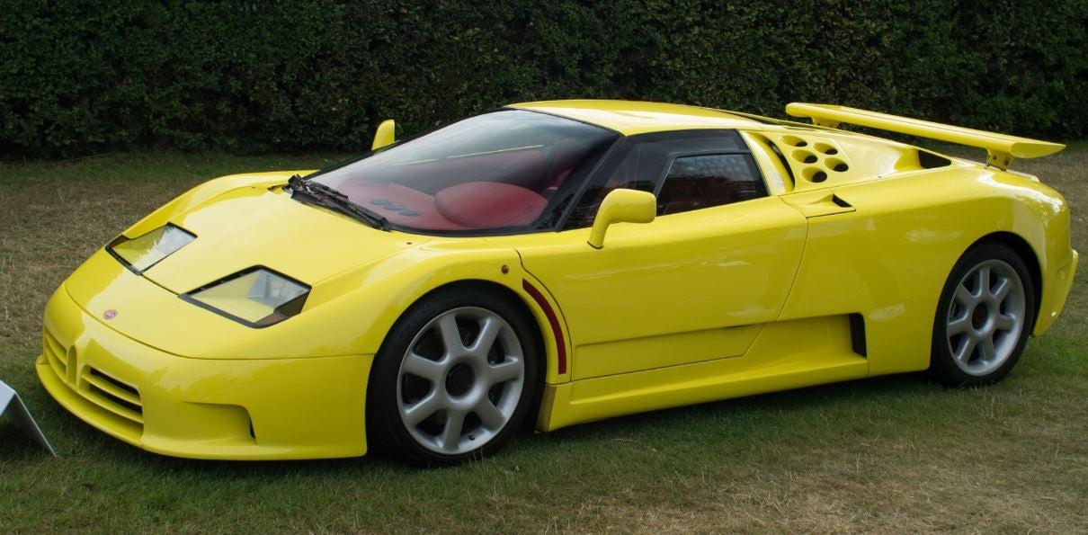Bugatti historia de la maca