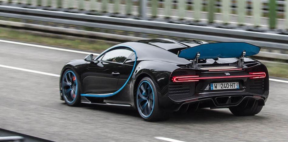 Nuevo Bugatti Chiron 2017 depotivo
