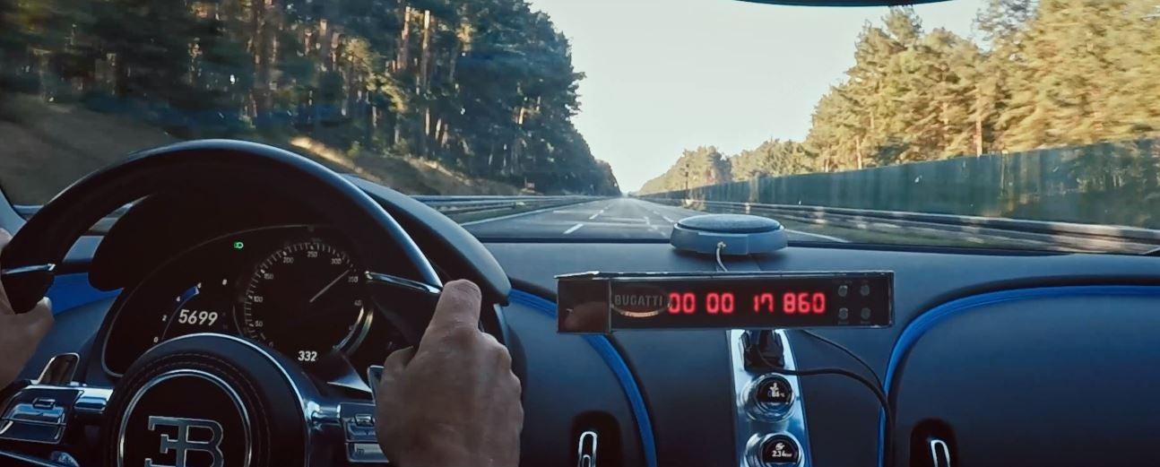 Nuevo Bugatti Chiron 2017 deportivo
