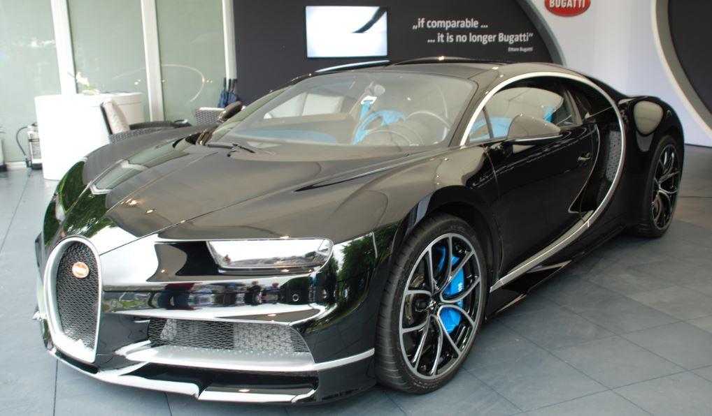 Bugatti historia de la macar chiron