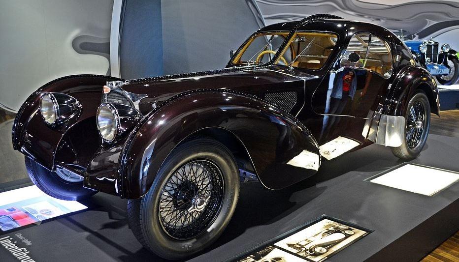 Bugatti historia de la marca