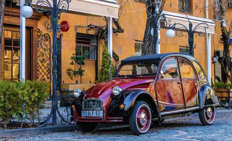 Citroën, innovación tecnológica y diseño de vanguardia