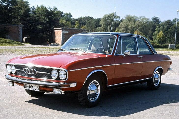 Clásico: Audi 100 1968