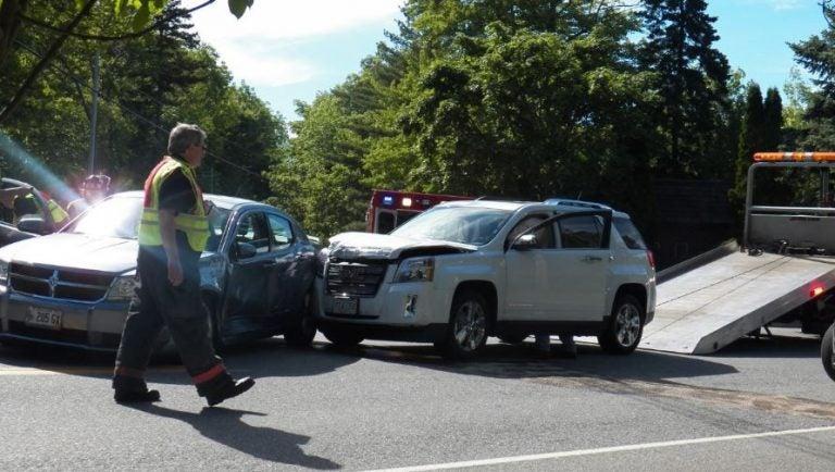 ¿Cómo rellenar un parte de accidente?