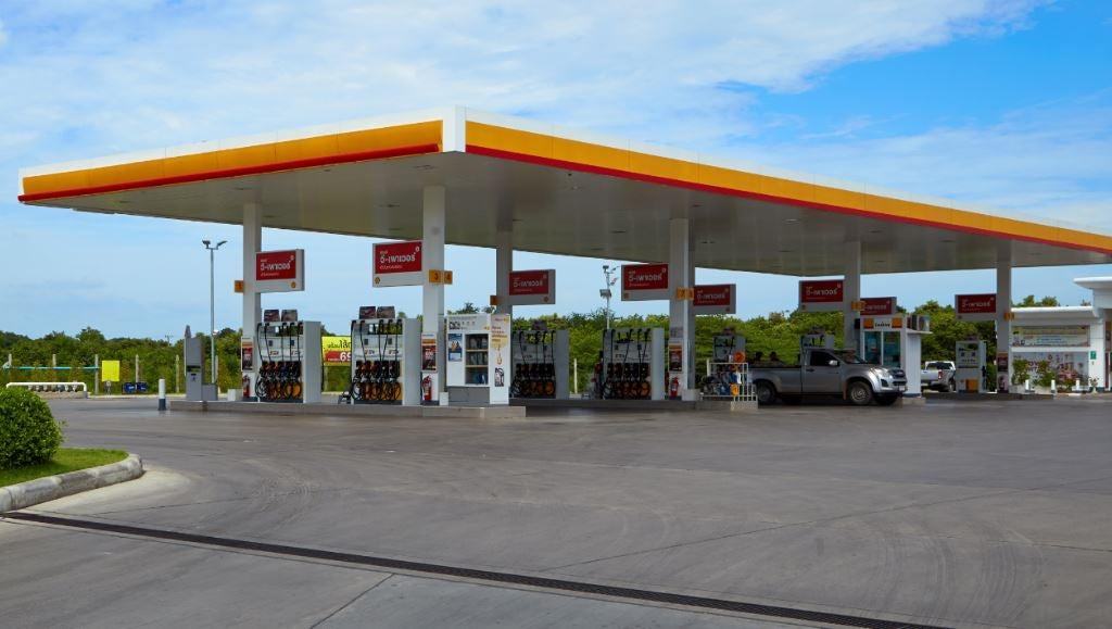 Control Alcoholemia: gasolinera