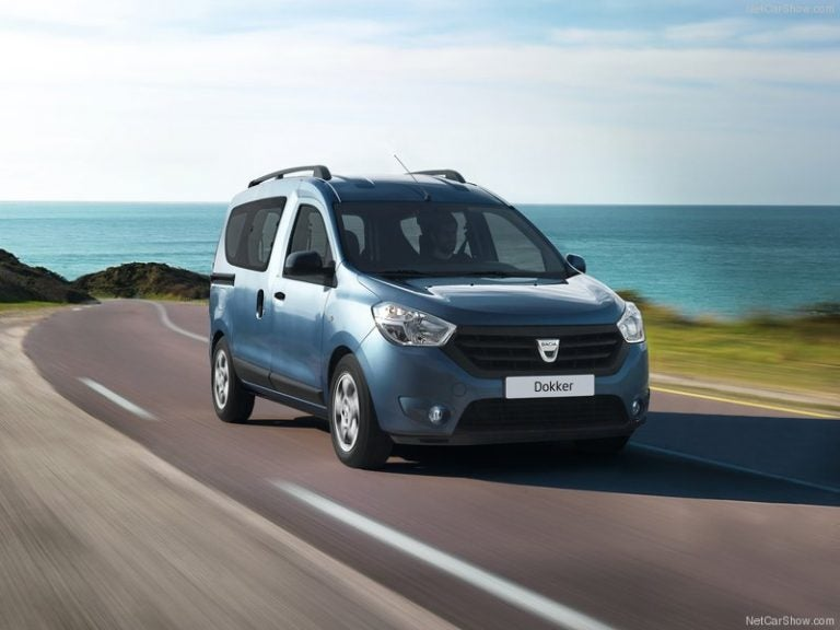 Dacia Dokker, un mini furgón indispensable