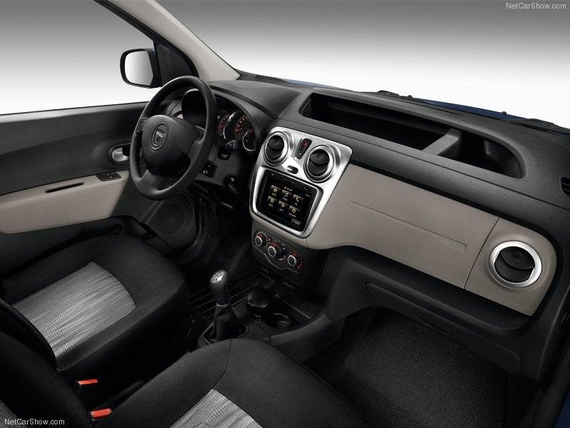 Dacia Dokker: interior