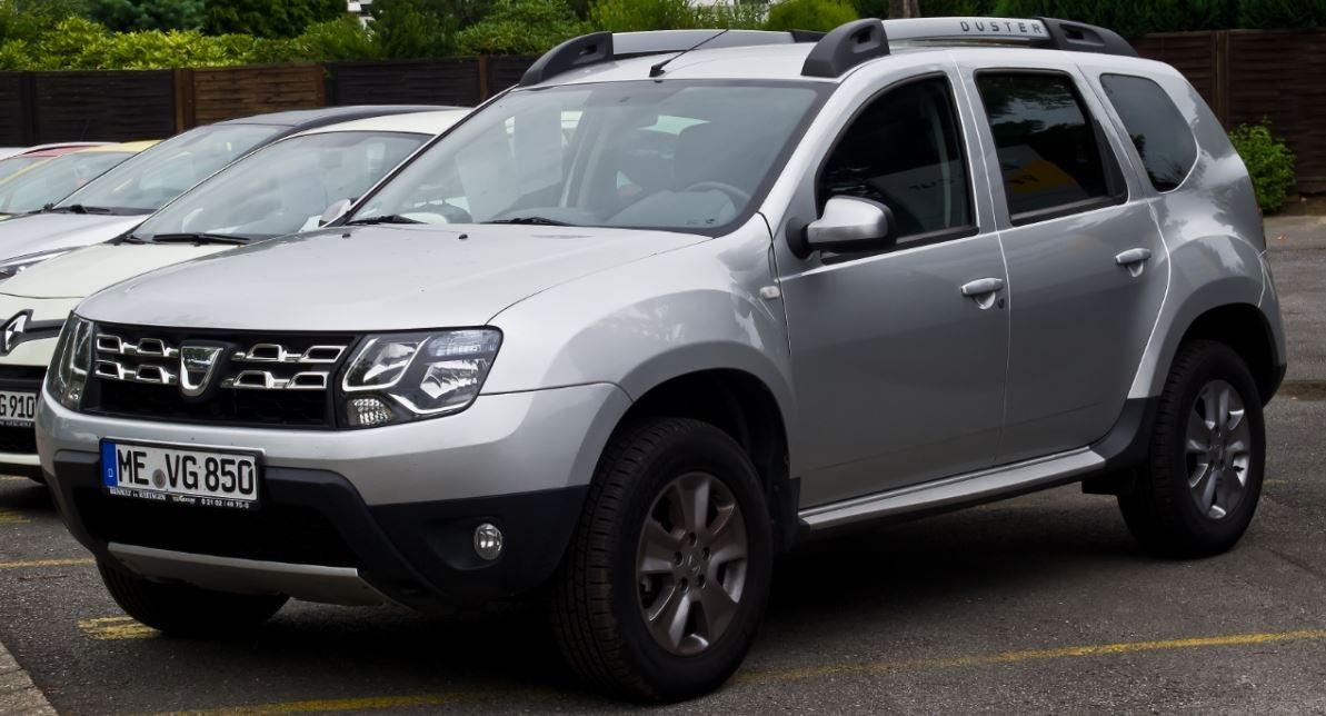 Dacia Renault todocamino historia