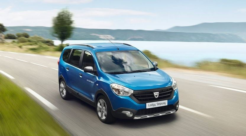 Dacia Lodgy Stepway.