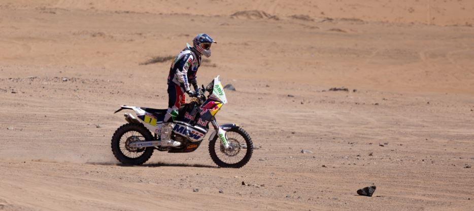 Marc Coma, de conquistar el Dakar a organizarlo