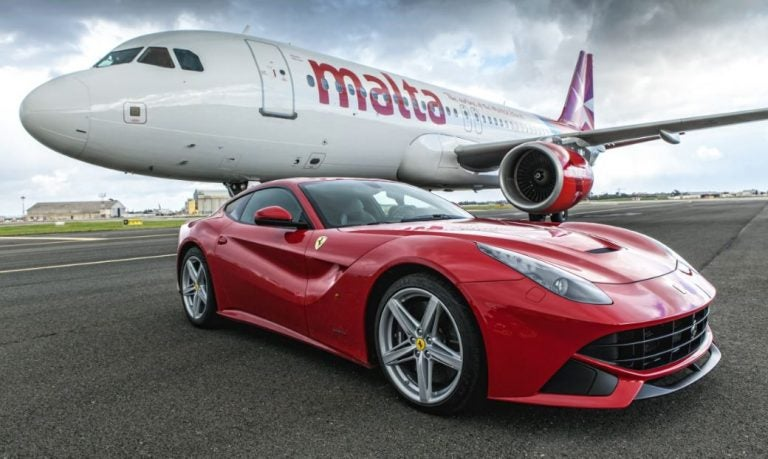 Ferrari F12, la combinación perfecta