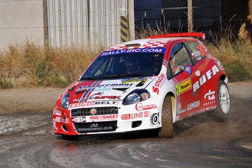 Fiat Abarth Grande Punto S2000 Rally