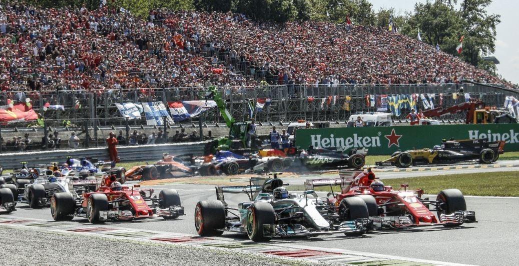 10 curiosidades de la Fórmula 1