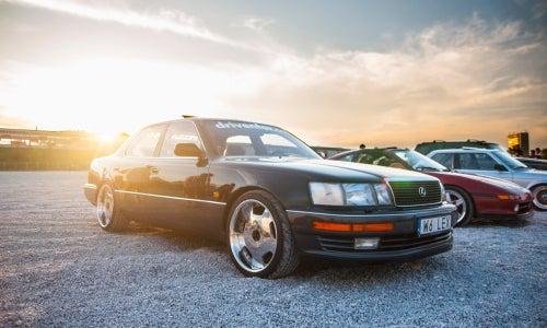 Historia de Lexus: el LS 400