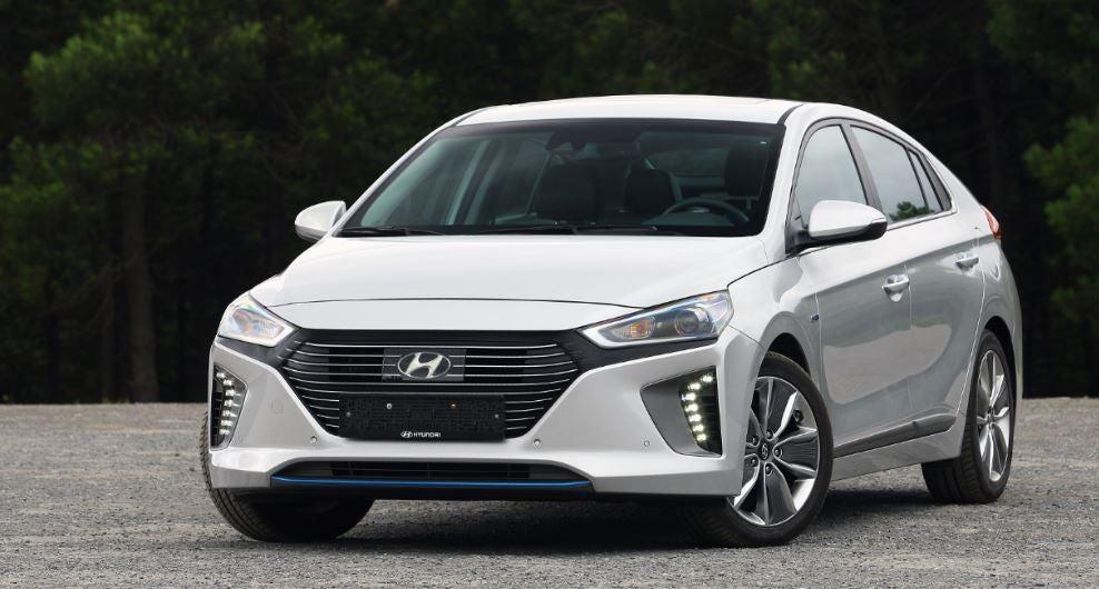 Hyundai IONIQ eléctrico híbrido nuevo 2018