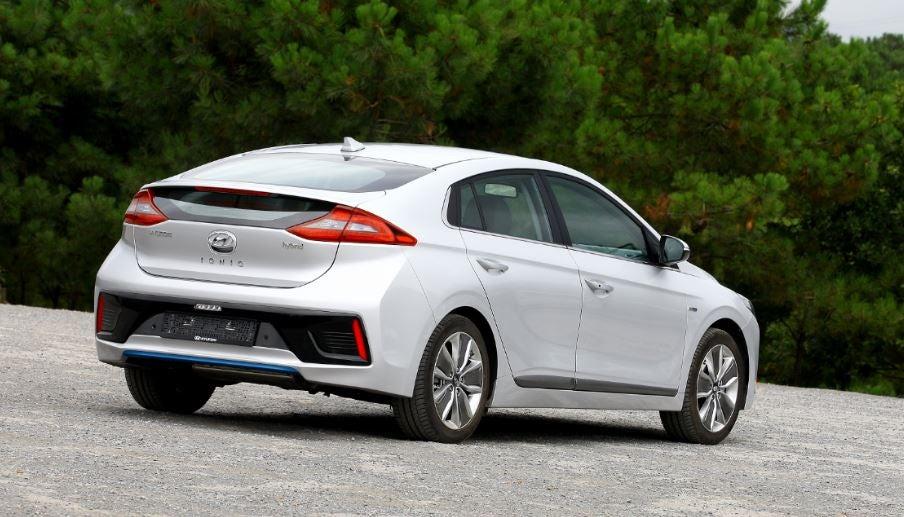 Hyundai IONIQ nuevo 2018 eléctrico híbrido