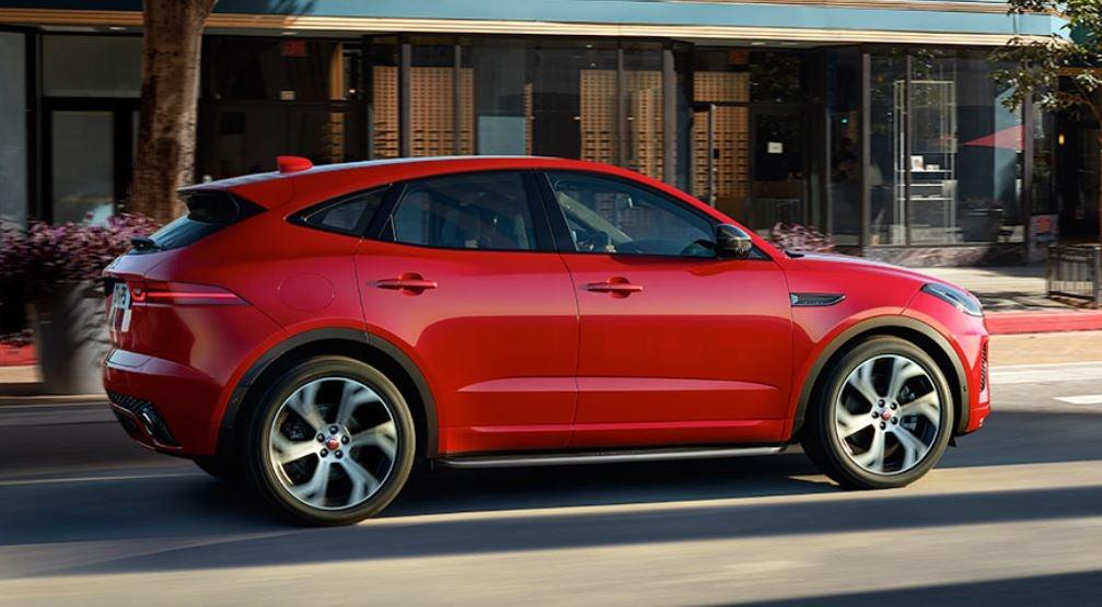 Jaguar E-Pace: el elegante SUV compacto inglés