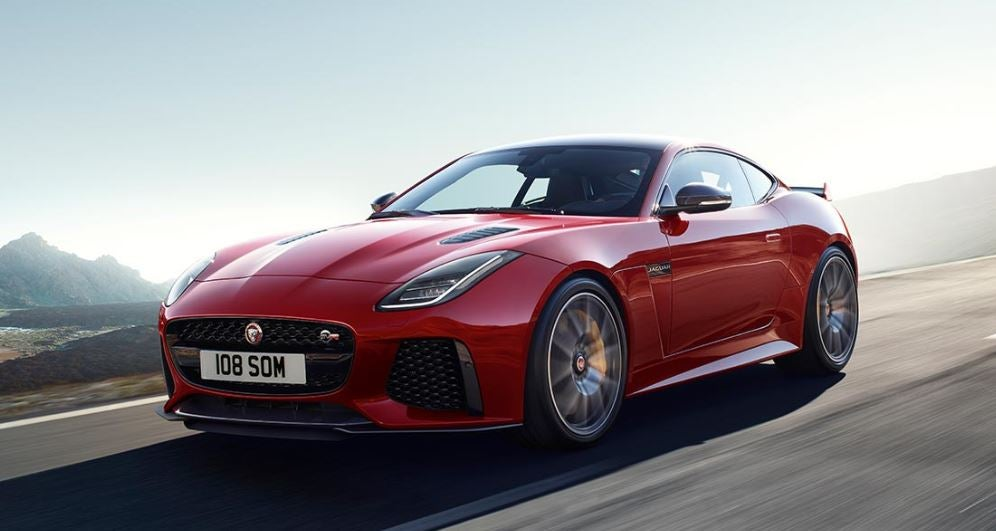 Jaguar F-Type: máxima potencia y eficiencia
