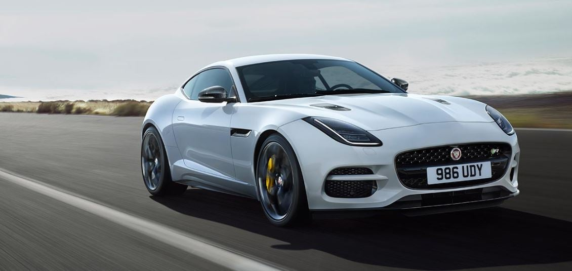 Nuevo Jaguar F-Type 2018 superdeportivo lujo