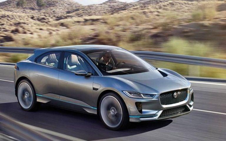 Jaguar I-Pace: el lujo inglés llega a los eléctricos