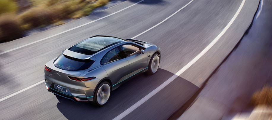 Jaguar I-Pace vehículo eléctrico SUV
